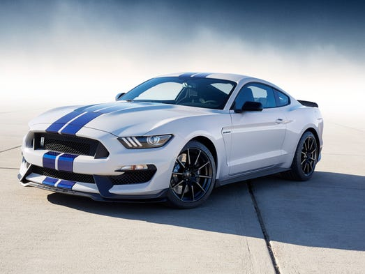 2017 Ford Mustang has been  updated