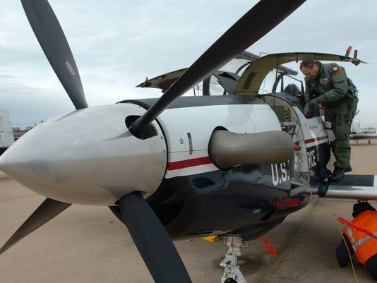 SAFB T-6 Planes 4