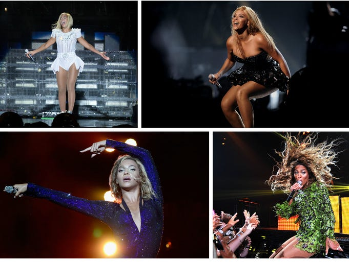 Happy Bey Day!<br /> Beyonce is celebrating her 32nd birthday today. Click ahead to relive some of the star's best moments.