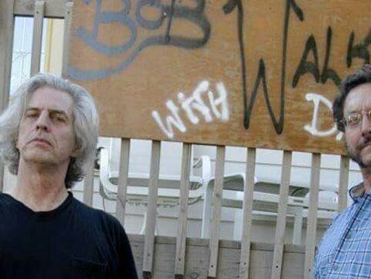Bob Walkenhorst and Dave Cofell will perform at a house