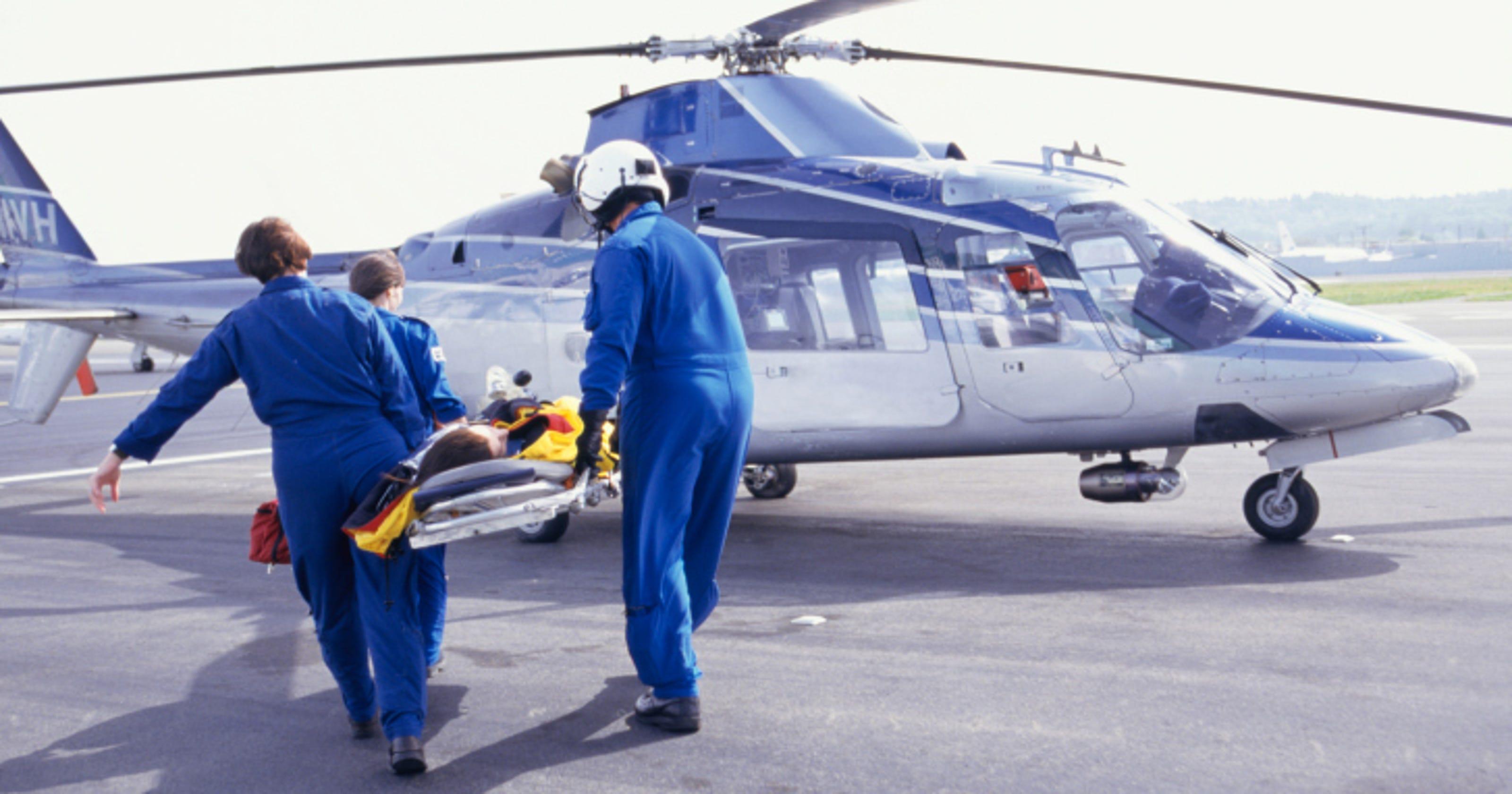 $64,000 air-ambulance bill puzzles Scottsdale woman