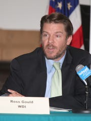 Ross Gould, energy sector program manager with the