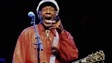 Chuck Berry's final studio album due in June