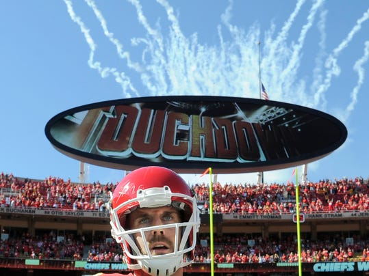 Chiefs Alex Smith From Draft Bust To Consummate Pro