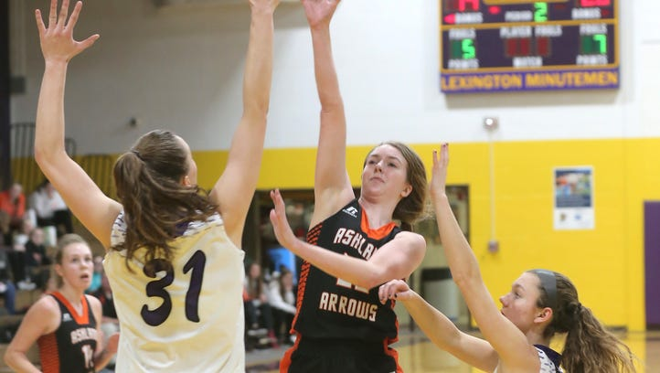 OHSBCA All-District 6 girls teams announced