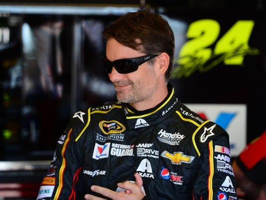8-15-2014 jeff gordon