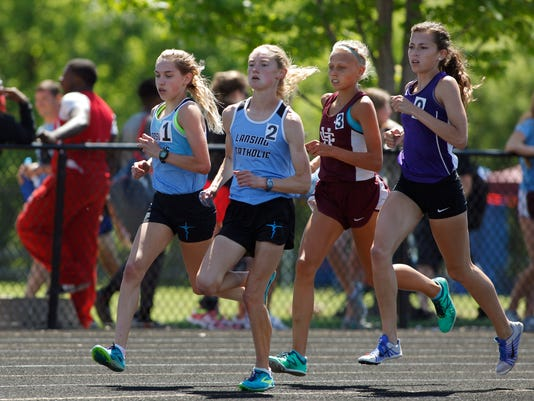 MHSAA Track and Field Finals