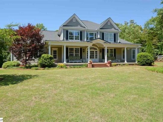 Sold in Williamston for $842,000.