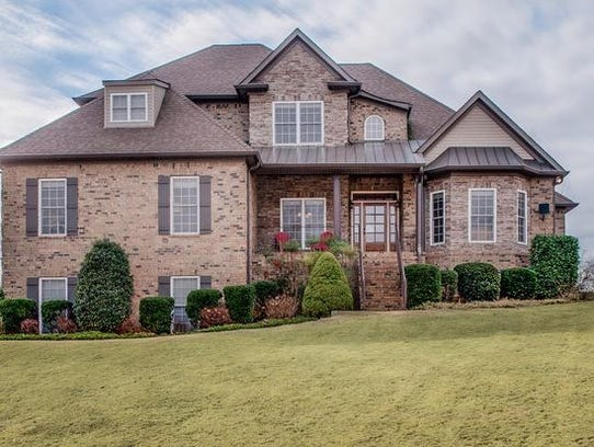 This home at 7232 McCormick Lane in Fairview offered