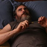 Review: Violence haunts in 'You Were Never Really Here'
