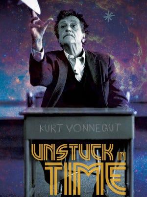 "This poster accompanies the documentary ""Kurt Vonnegut: Unstuck in Time."" Filmmaker Robert Weide is trying to raise funds for the project through Kickstarter.com."
