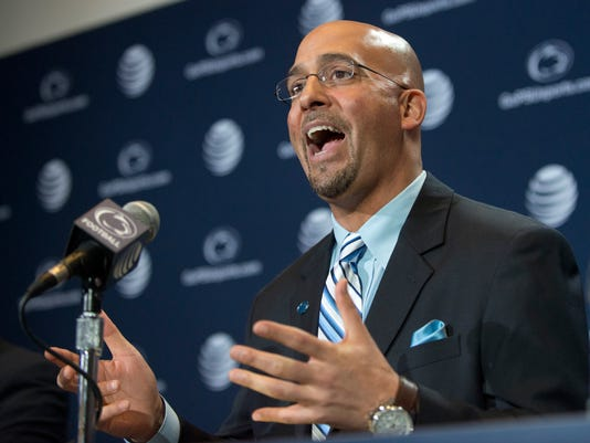 James Franklin's next month will be about meeting Penn State alums and fans ... and reeling in more recruits.