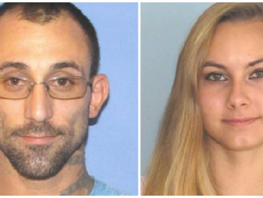Ashland arrests