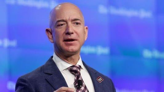 Amazon founder and CEO Jeff Bezos said Amazon HQ2 will be a 'full equal to our Seattle headquarters.'