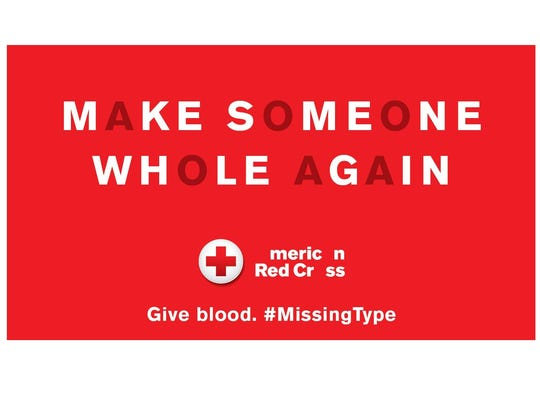 When A, B and O blood types are missing from hospital