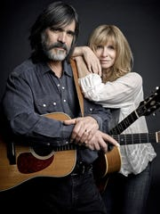 Music on Main Street will present Larry Campbell & Teresa Williams at 7:30 p.m. on Dec. 8 at The Theatre at Woodbridge High School.