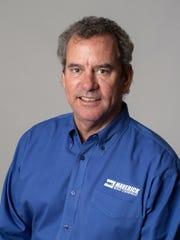 Scott Deal, CEO and president of Maverick Boat Company,
