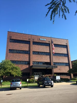 The Milwaukee Metropolitan Sewerage District's  headquarters is located at 260 W. Seeboth St.