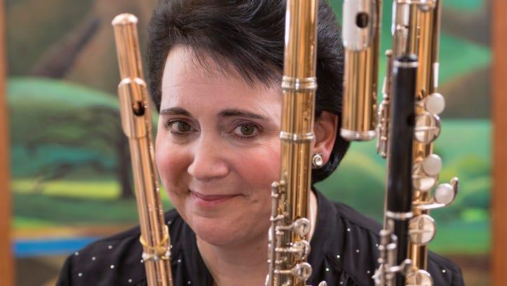 Flautist seeks legacy through teaching others