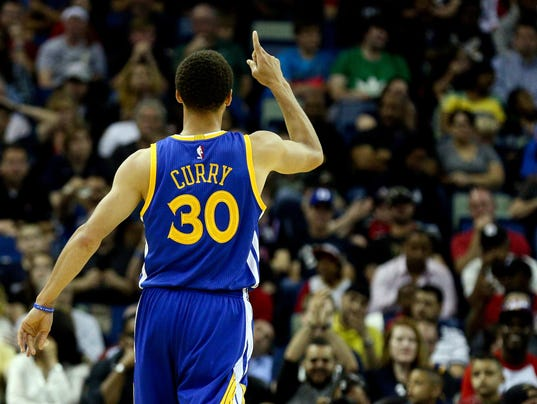 M B Pelicans How Stephen Curry stac...