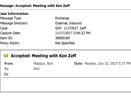 Ken Zeff meets Eric Greitens