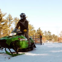 Trails maintained by the Kellner Knights and Sunset Drifters Snowmobile Club are open in Wood County