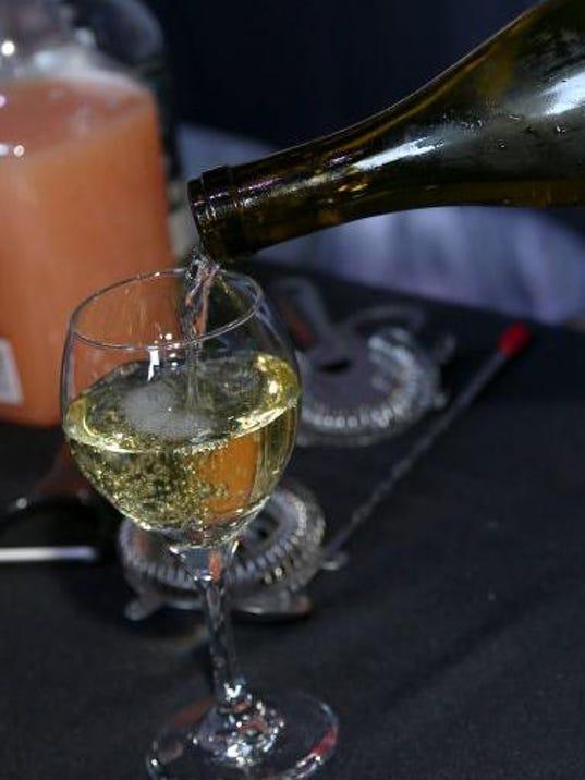 Landmark Vineyards at the 23rd Annual Critics' Choice Awards