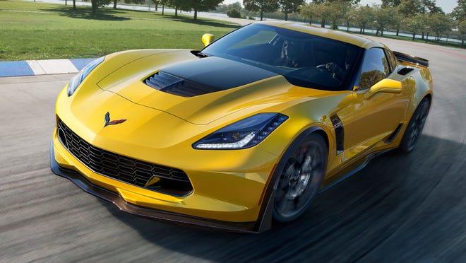 Chevrolet Corvette Z06 Becomes Gm S Fastest Car Ever