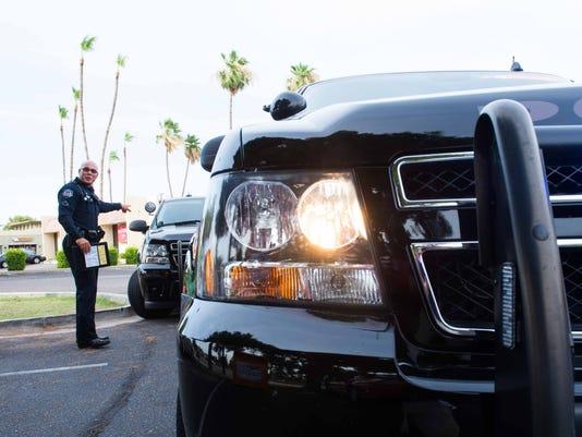 Police stops