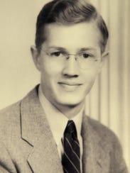 A young Paul Kowallek.