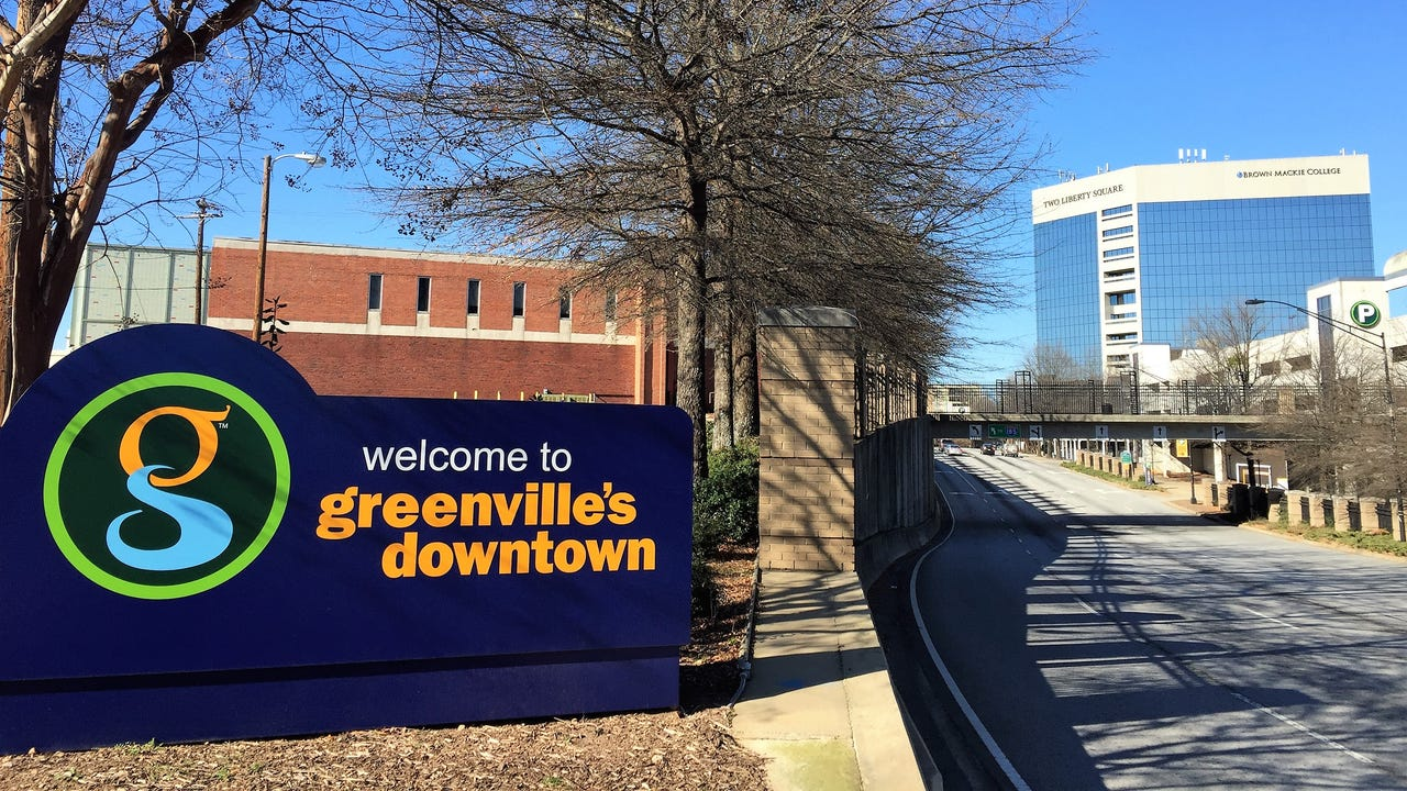 A deal between the property's previous owner, Greenville Gateway Developers, and the new buyer's company, Kana Gateway, closed on Nov. 30, 2017.