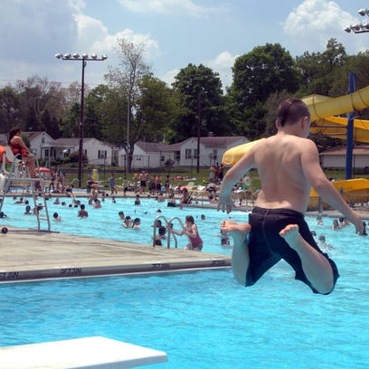 0524-Opening Day at Cordell Pool