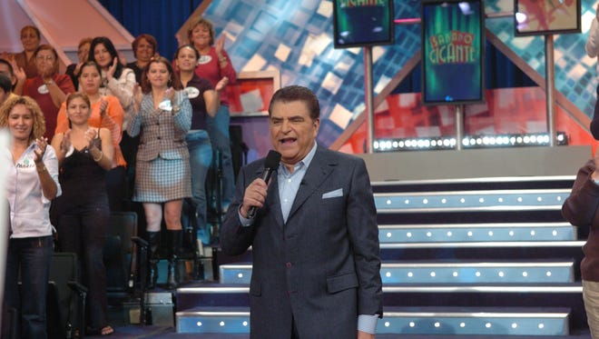 """""""Sábado Gigante,"""" hosted by Don Francisco (pictured), ends its run Sept. 19 after 53 years as the longest-running primetime series."""