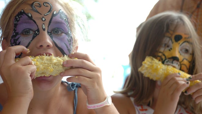 A corn-eating contest is among the activities scheduled for the Louisiana Corn Festival, which runs Thursday through Saturday in Bunkie. Various contests are set for Saturday.