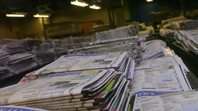 Our Thanksgiving Day edition will feature more than 440 pages of specials in 25 inserts.