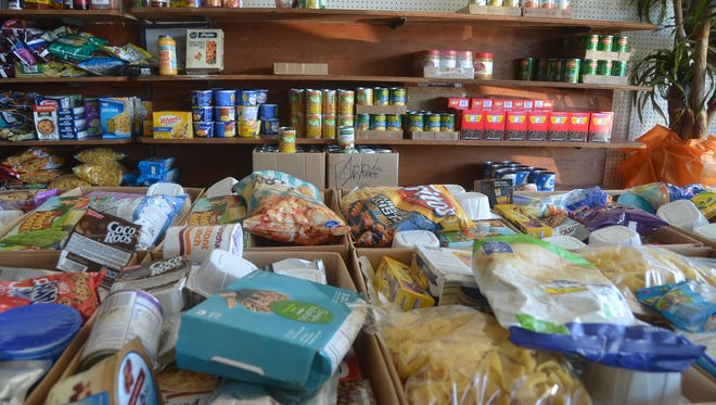Westmoreland Food Bank provides a variety of goods from United Way.