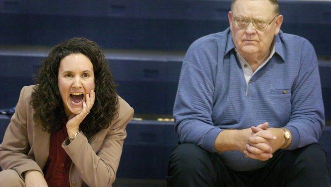 Phil Kahler, the legendary St. John Fisher women's basketball coach, passed away Saturday.