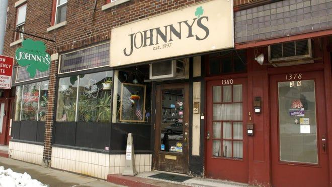Johnny's Irish Pub on Culver Road.