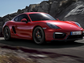 Porsche's Boxster takes to the hills