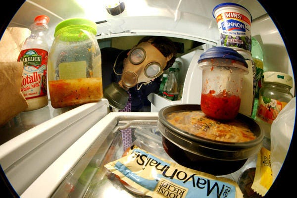Dirty Refrigerator Images & Pictures - Becuo