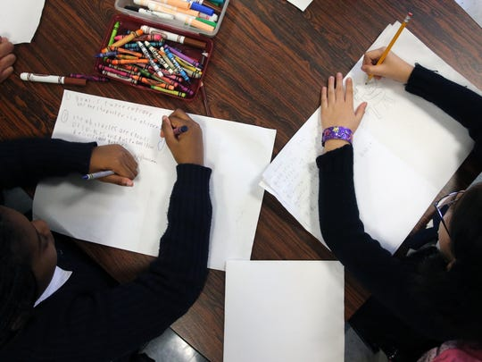 Asbury Park school children will get a leg up on computer coding through a new partnership between Hope Academy and Sprockets on Friday February 19, 2016.