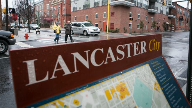 Lancaster, Pa. has taken a proactive approach to removing most of their lead pipes in their system.