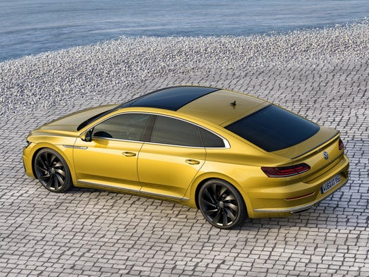 Volkswagen has introduced a replacement for the CC,