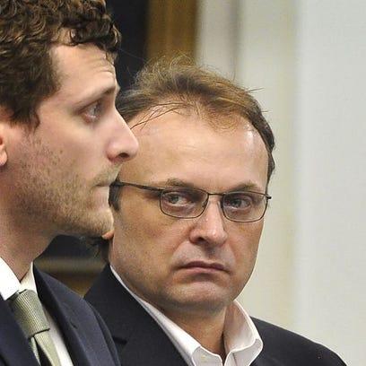 Chris Ferrell, 46, is facing a second-degree murder