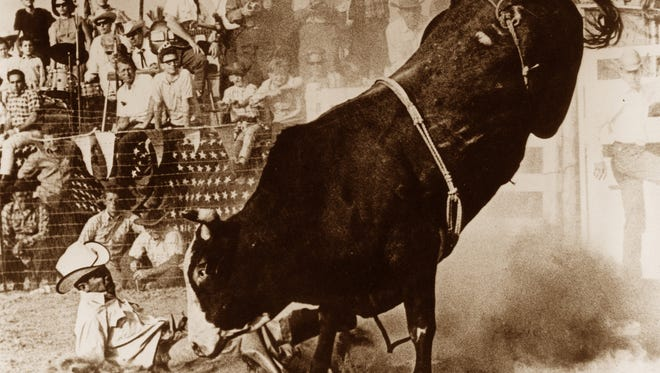 Rodeo has long been a popular activity in Scottsdale.