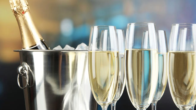Celebrate Champagne Day at Left Coast Cellars.