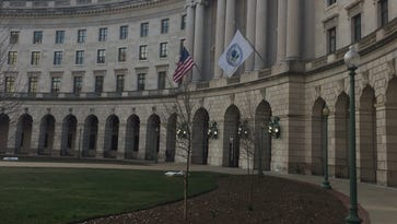 The Environmental Protection Agency headquarters in Washington, D.C.