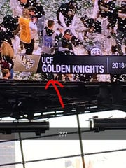 GOLDEN KNIGHTS? OH NO YOU DIDN'T.