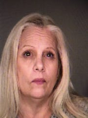 Connie Zovak, 56, of Simi Valley, was arrested Monday after police found an outstanding no bail felony warrant for her arrest out of Los Angeles County.