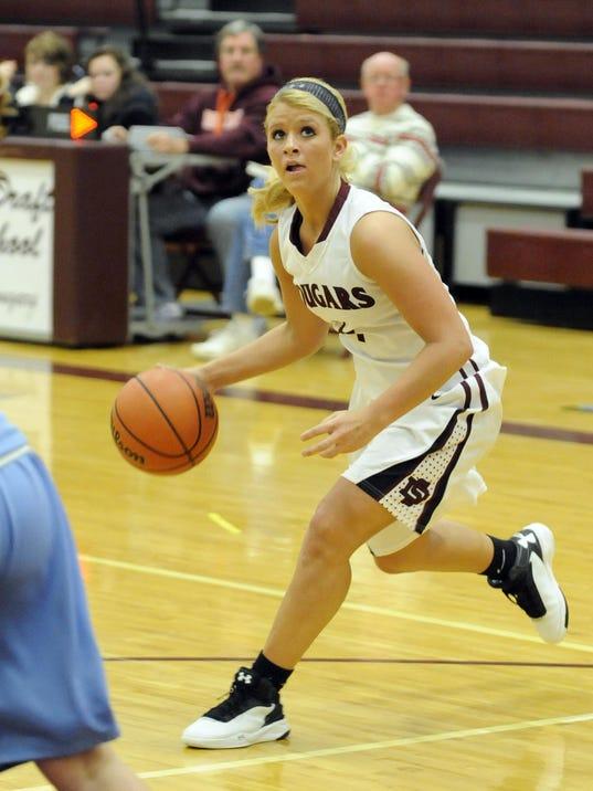 Page County at Stuarts Draft girl's basketball
